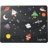 "LogiLink glimmer Maus pad ""Little Planet"""