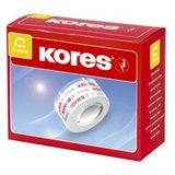 Kores klebefilm Crystal Tape, 19 mm x 33 m, kristallklar