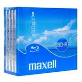 maxell blu-ray BD-R 130 Minuten, 25 GB, 4x, jewel Case