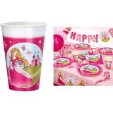 "SUSY card Kunststoff-Trinkbecher ""Princess"", 0,2 l"