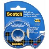 "Scotch klebefilm ""Wall-Safe"", im Handabroller, 19mm x 16,5m"