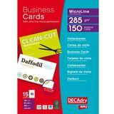 Visitenkarten Papier Günstig Selber Drucken Officeb2b