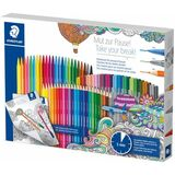 "STAEDTLER kreativ-set ""Mut zur Pause"" All-in-One"