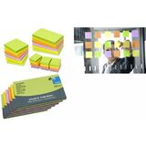 inFO notes Haftnotizen sticky Notes spring Line, 125 x 75 mm