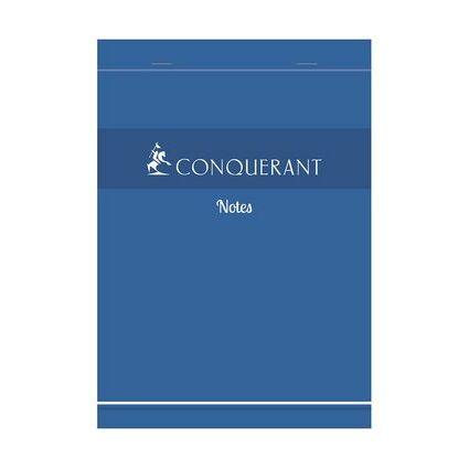 001BLOC Notizblock 001, kariert, Maße: (B)148 x (H)210 mm