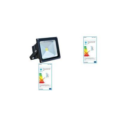DIODOR LED Flutlichtstrahler Outdoor, 10 Watt, schwarz