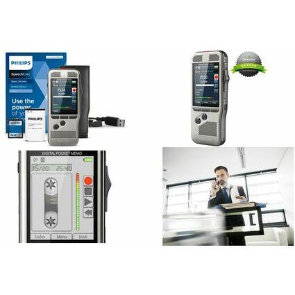 PHILIPS Diktiergerät Digital Pocket Memo DPM7000