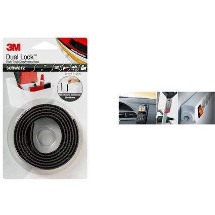 3M Dual Lock Klett-Power High-Tech Druckverschluss, Rolle