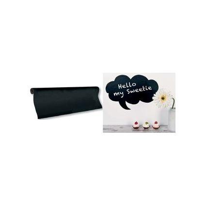 Super HEYDA Kreidetafel-Folie, schwarz, selbstklebend, Rolle 2048446 bei  SO11