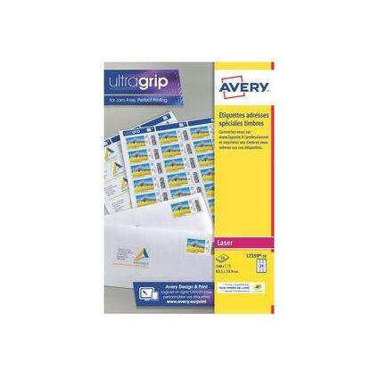 AVERY Adress-Etiketten SPECIAL, 63,5 x 33,9 mm, weiß