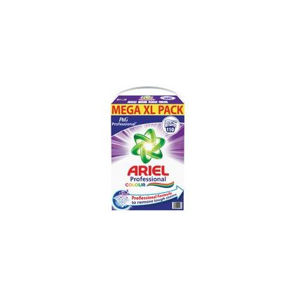 ARIEL Professional Waschpulver Color, 110 WL, 7,150 kg
