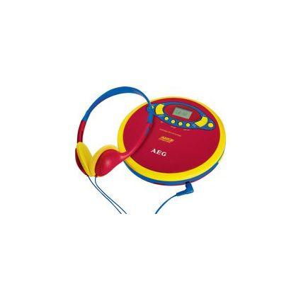 "AEG Tragbarer CD-Player CDP 4228 ""Sing Along"" - für Kinder"