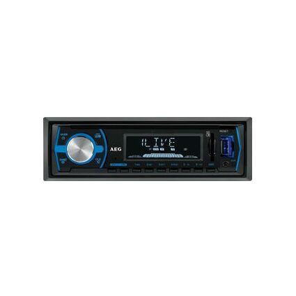 AEG Autoradio AR 4030, schwarz