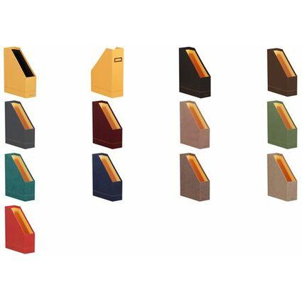 rhodia stehsammler aus kunstleder din a4 schwarz 118836c bei g nstig kaufen. Black Bedroom Furniture Sets. Home Design Ideas
