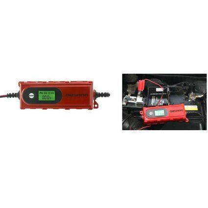 ABSAAR KFZ-Batterieladegerät 4A, 6/12V