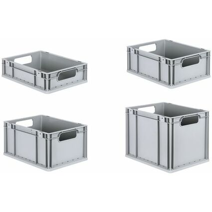 allit Aufbewahrungsbox ProfiPlus EuroEco O412, grau