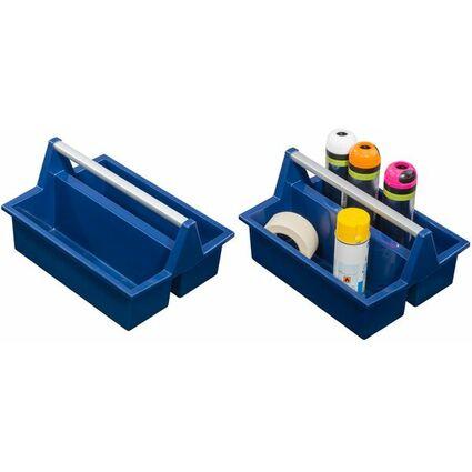 allit Tragekasten McPlus Carry P 40, PP, blau