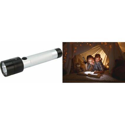 ANSMANN LED Taschenlampe X30, aus Aluminium