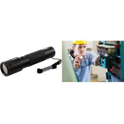 ANSMANN LED Taschenlampe Future T200F, Zoom