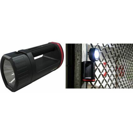 ANSMANN LED-Handscheinwerfer HS5R, mit integriertem Akku