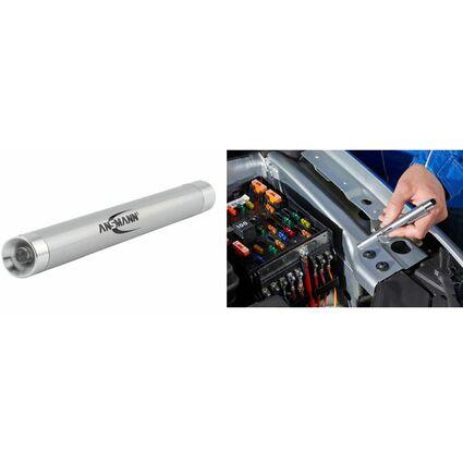 ANSMANN Aluminium LED Stiftleuchte X15