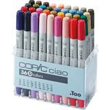 COPIC marker ciao, 36er set D