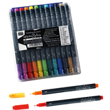 COPIC glitter Pen set A, 12er Kunststoffetui