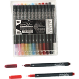 COPIC glitter Pen set B, 12er Kunststoffetui