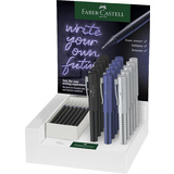 FABER-CASTELL finewriter GRIP 2011, Thekendisplay