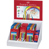 FABER-CASTELL colour GRIP - Schuldisplay