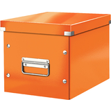 LEITZ ablagebox Click & store WOW cube M, orange