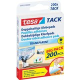 tesa tack Klebepads big Pack, transparent