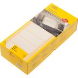 Herma 8160 Computeretiketten Endlosetiketten 88,9 x 23 mm 2.000 Stück weiß,...