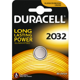 "DURACELL lithium Knopfzelle ""Electronics"", 2032, 1er Blister"