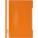 DURABLE Schnellhefter, din A4, aus PP-Folie, orange