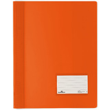 DURABLE schnellhefter DURALUX, din A4, orange