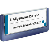DURABLE Türschild click SIGN, (B)149 x (H)52,5 mm, blau