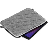 DURABLE sleeve für Tablet-PC, graphit