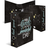 "HERMA motivordner ""Shabby chic Feel Good"", din A4"