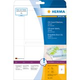HERMA CD-/DVD-Cover-Etiketten SPECIAL, 121,5 x 117,5 mm