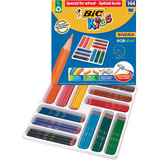 BIC kids Buntstifte evolution ecolutions, 144er Pack