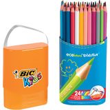 BIC kids Buntstifte evolution ecolutions, 24er Box