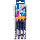 PILOT fineliner FRIXION evolutive SET, 4er Etui