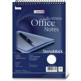 "LANDRÉ stenoblock ""Office business Notes"" A5, 40 Blatt"