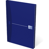 "Oxford notizbuch ""Original Blue"" - gebunden, din A5, kariert"