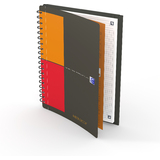 "Oxford international Collegeblock ""MEETINGBOOK"", B5, kariert"
