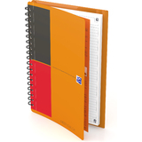 "Oxford international Collegeblock ""MEETINGBOOK"", B5, liniert"