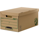 Fellowes bankers BOX earth Archiv-Klappdeckelbox Maxi