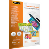 Fellowes laminierfolientaschen-set Easy creative Collection