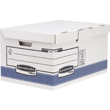 Fellowes bankers BOX system Archiv-Klappdeckelbox Maxi, 10+2